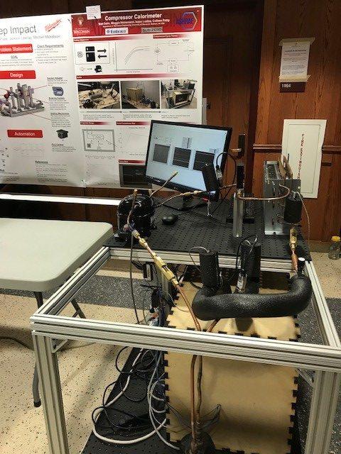 Refrigeration testing cart 2